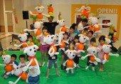 イオンモール鹿児島でワオンバルーン教室