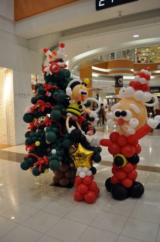 クリスマスフォトスペース