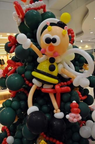 ミツバチビレッジイオンクリスマス