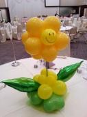お花のバルーン