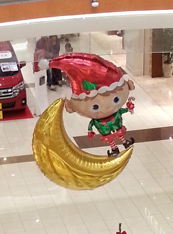 クリスマス妖精