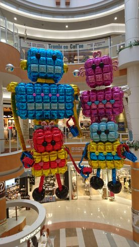 バルーンロボット