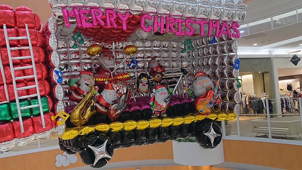 クリスマスサンタバンド
