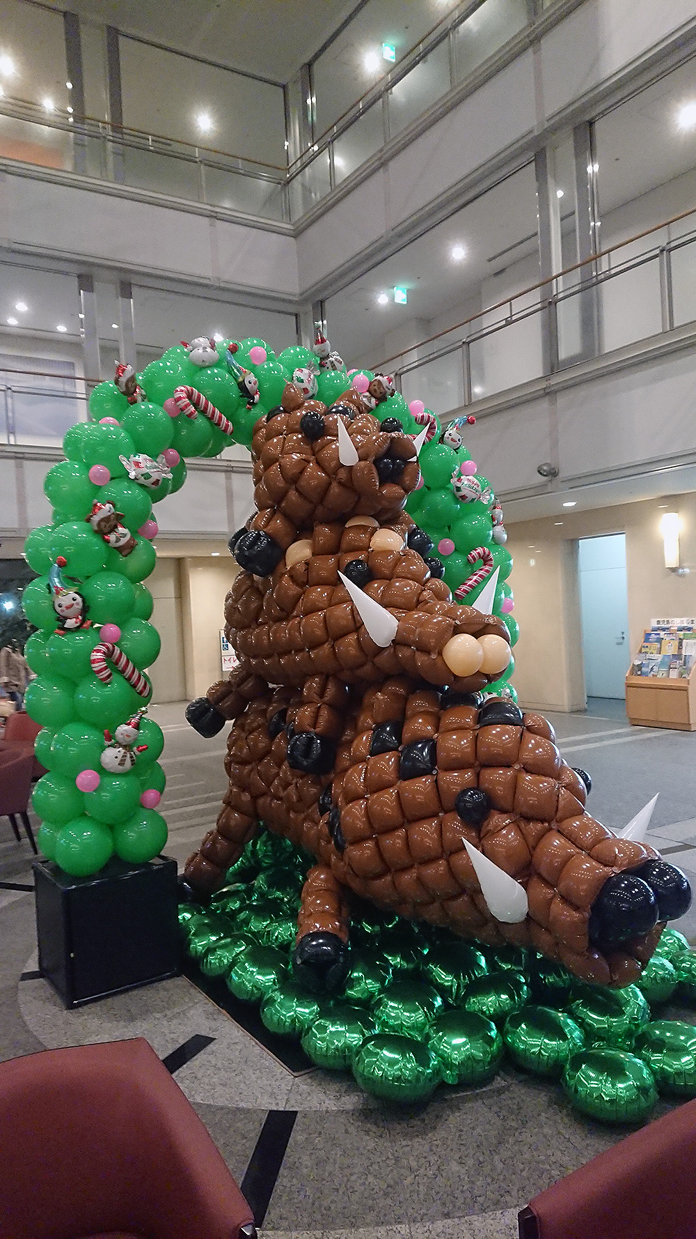 2019干支イノシシ