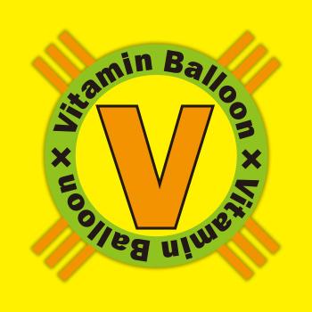 ビタミンバルーンロゴ